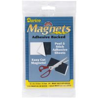 Darice - Adhesive Backed Magnet Sheets