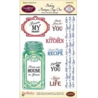 JustRite - Baking Stamp Set