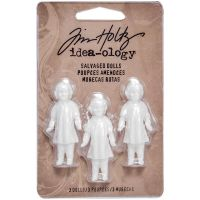 Tim Holtz Idea-ology - Salvaged Dolls -