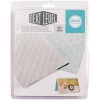 We R Memory Keepers - Quilted Embossing Folders