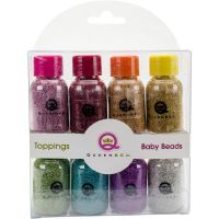 Queen & Co. Toppings - Baby Beads