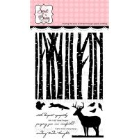 Sweet n Sassy - Tender Thoughts Stamp and Die Set