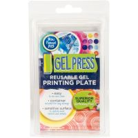 Gel Press - 5x3 Reusable Gel Printing Plate