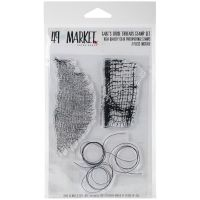 Gabrielle Pollacco - Loose Threads Stamp Set  -