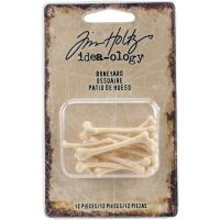 Tim Holtz Idea-ology - Boneyard  Resin Bones  -