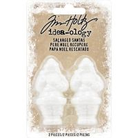 Tim Holtz Idea-ology - Salvaged Santa  -