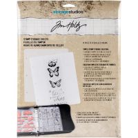 Tim Holtz Studio Storage - 8 Stamp Storage Sheets