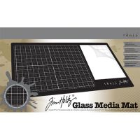 Tim Holtz Tonic - Glass Media Mat