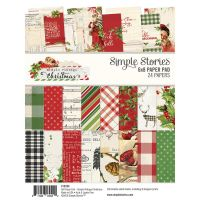 Simple Stories - Simple Vintage Christmas Paper Pad