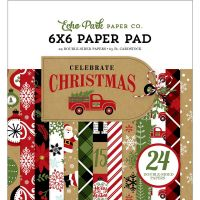 Echo Park - Celebrate Christmas 6x6 Paper Pack