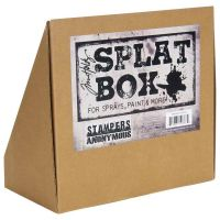 Tim Holtz Stampers Anonymous - Splat Box