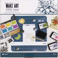 Wendy Vecchi - Make Art Stay-tion  -
