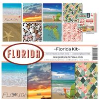 Reminisce - Florida 12x12 Paper Pack