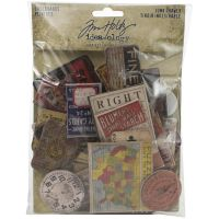 Tim Holtz Idea-ology - Junk Drawer Baseboards