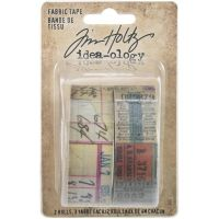 Tim Holtz Idea-ology - Fabric Tape  -
