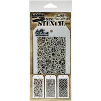 Tim Holtz Stampers Anonymous - Mini Stencil #46