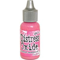 Tim Holtz Ranger Distress Oxide Reinkers - Picked Raspberry  -