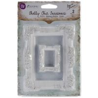 Prima Shabby Chic Treasures - Resin Frames  ^
