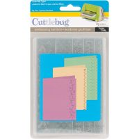Cuttlebug - Embossing Folder - Just My Type