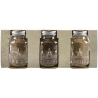 Tim Holtz - Idea-ology Mini Mason Jars -
