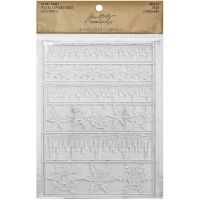 Tim Holtz - Idea-ology - Frozen Alpha Parts  -