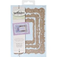 Spellbinders - Holiday - Snowflakes View Die