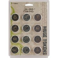 Tim Holtz - Idea-ology - Muse Tokens