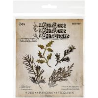 Tim Holtz Alterations - Holiday Greens  -