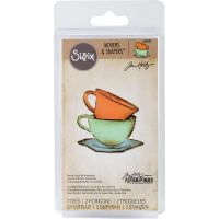 Tim Holtz Sizzix Movers and Shappers - Mini Tea Time