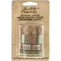 Tim Holtz Idea-ology - Yuletide Design Tape  -