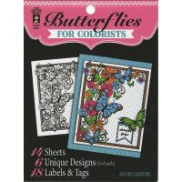 Hot Off The Press - Butterflies for Colorists