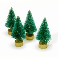 Darice - Home for The Holidays Mini Christmas Trees