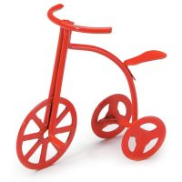 Darice Red Tricycle