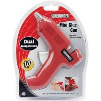 Surebonder Dual Temperature Mini Glue Gun  ^
