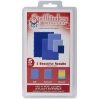 Spellbinders - Large Deckled Rectangles  -