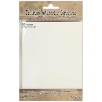 Tim Holtz Ranger - Distress Watercolor Paper