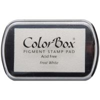 ColorBox - Pigment Ink - Frost White