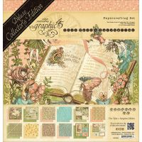 Graphic 45 - Deluxe Collector's Edition - Once Upon a Springtime