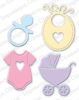 Impression Obsession - Baby Set Dies  -