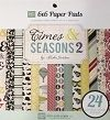 Echo Park Times & Seasons 2 6X6