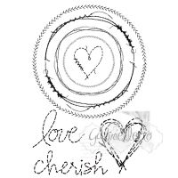Gabrielle Pollacco - Gabi's Circle Stitch Stamp Set  -