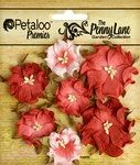 "Petaloo ""The Penny Lane"" Mini Wild Roses - Antique"