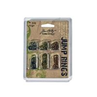 Tim Holtz Idea-ology Jump Rings  -