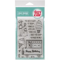 Avery Elle - The Scoop Stamp Set