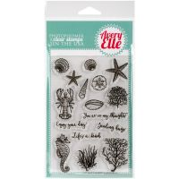 Avery Elle - The Reef Stamp Set