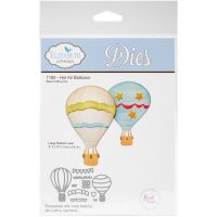 Elizabeth Craft Designs - Hot Air Balloons Dies