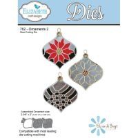 Elizabeth Craft Designs - Ornaments 2