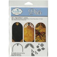 Elizabeth Craft Designs - Tags & More Dies