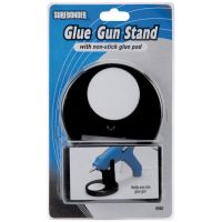 Surebonder - Glue Gun Stand with Non-Stick Glue Pad  ^