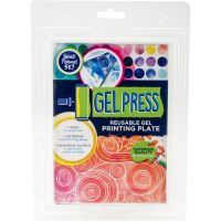 Gel Press - 5x7 Reusable Gel Printing Plate